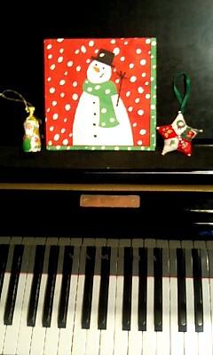 クリスマスホームコンサート